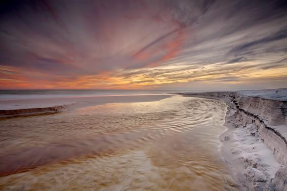 Grayton Stream - Grayton Beach, Florida