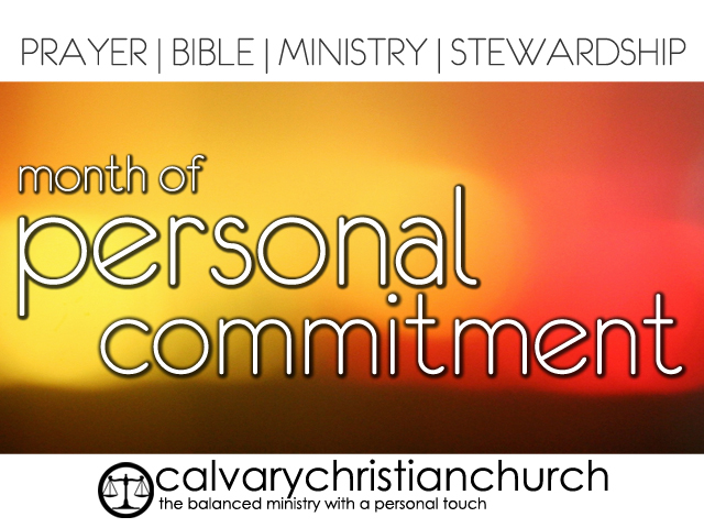 personal commitment Stewardship at broadway - prayer and blessing please complete the following form if you would like to make your personal commitment (pledge) online.